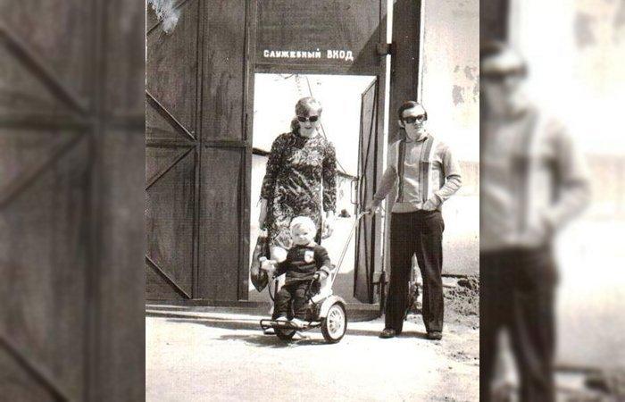 детская коляска в россии и ссср недетская история детской