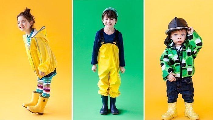 Как правильно выбрать одежду для дождя, грязи и луж 90772f7344b
