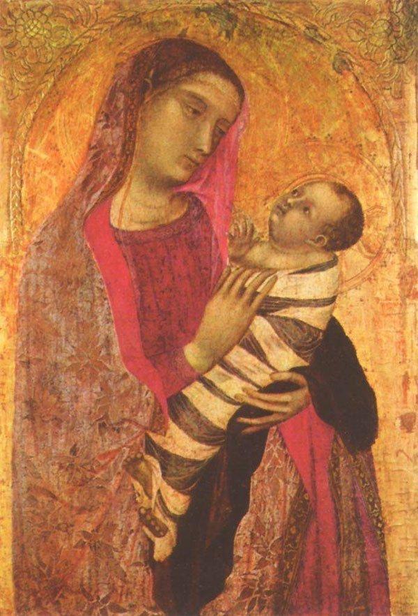 Пеленки и пеленание младенцев - традиции 6191a8981cf92