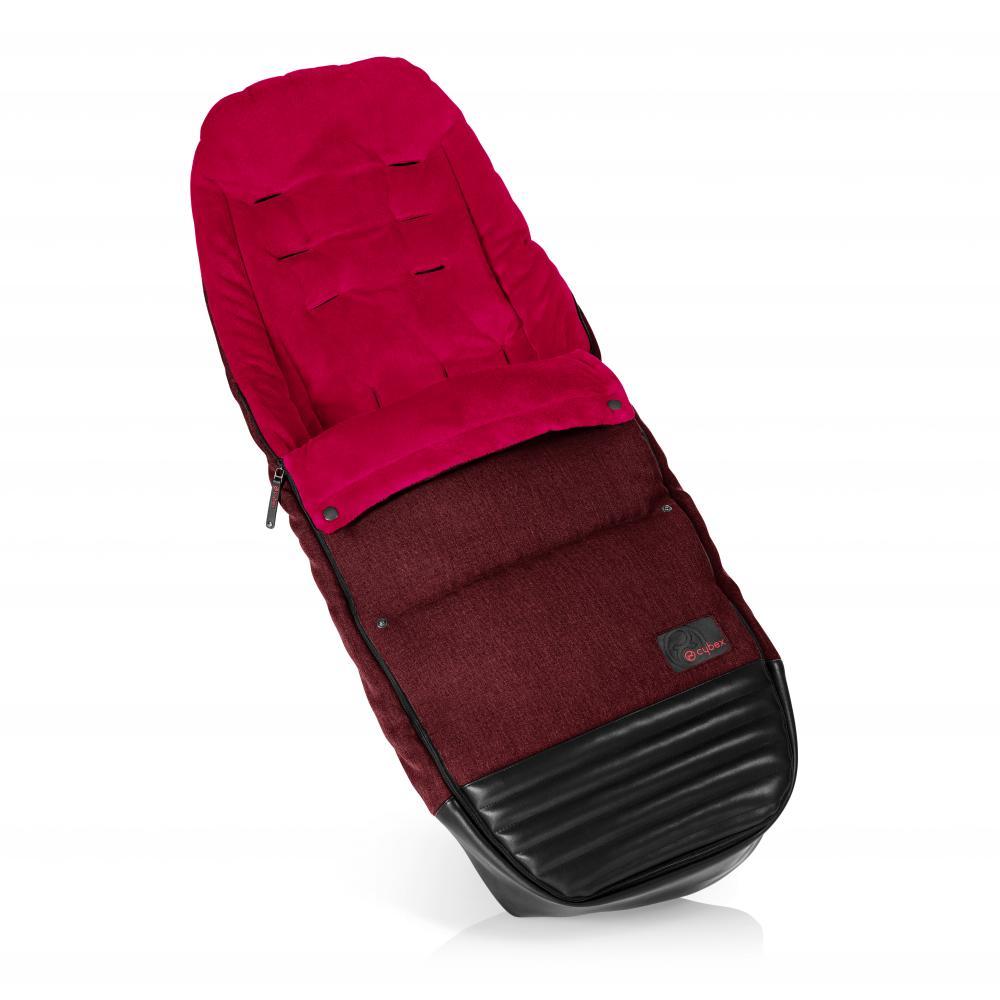 Купить Аксессуары для колясок, CYBEX Накидка для ног для коляски PRIAM Infra Red