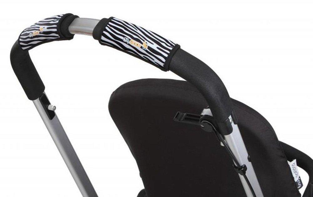 CityGrips Чехлы на ручки для универсальной коляски Zebra CITYGRIPS_чехол универсальный