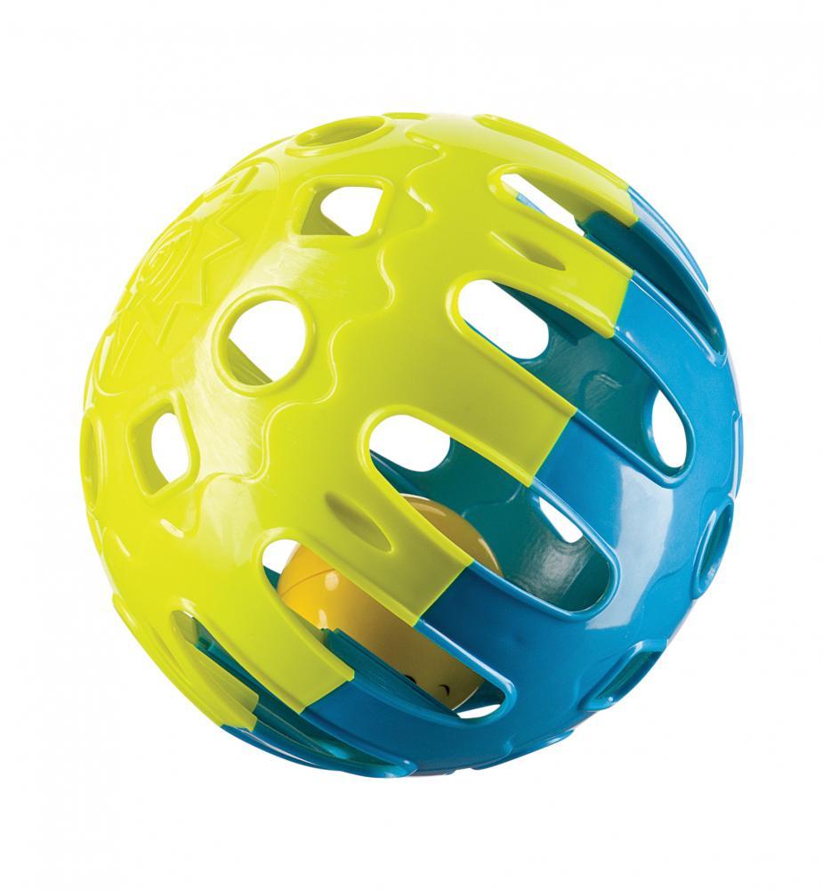 Купить со скидкой Happy baby шарик-погремушка jingle ball