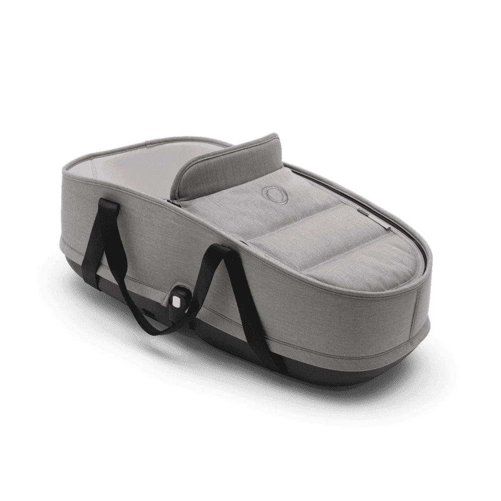 Bugaboo Bee5 Люлька bassinet complete Mineral цв. LIGHT GREY