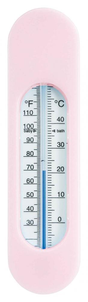 LUMA термометр для воды розовый нежный