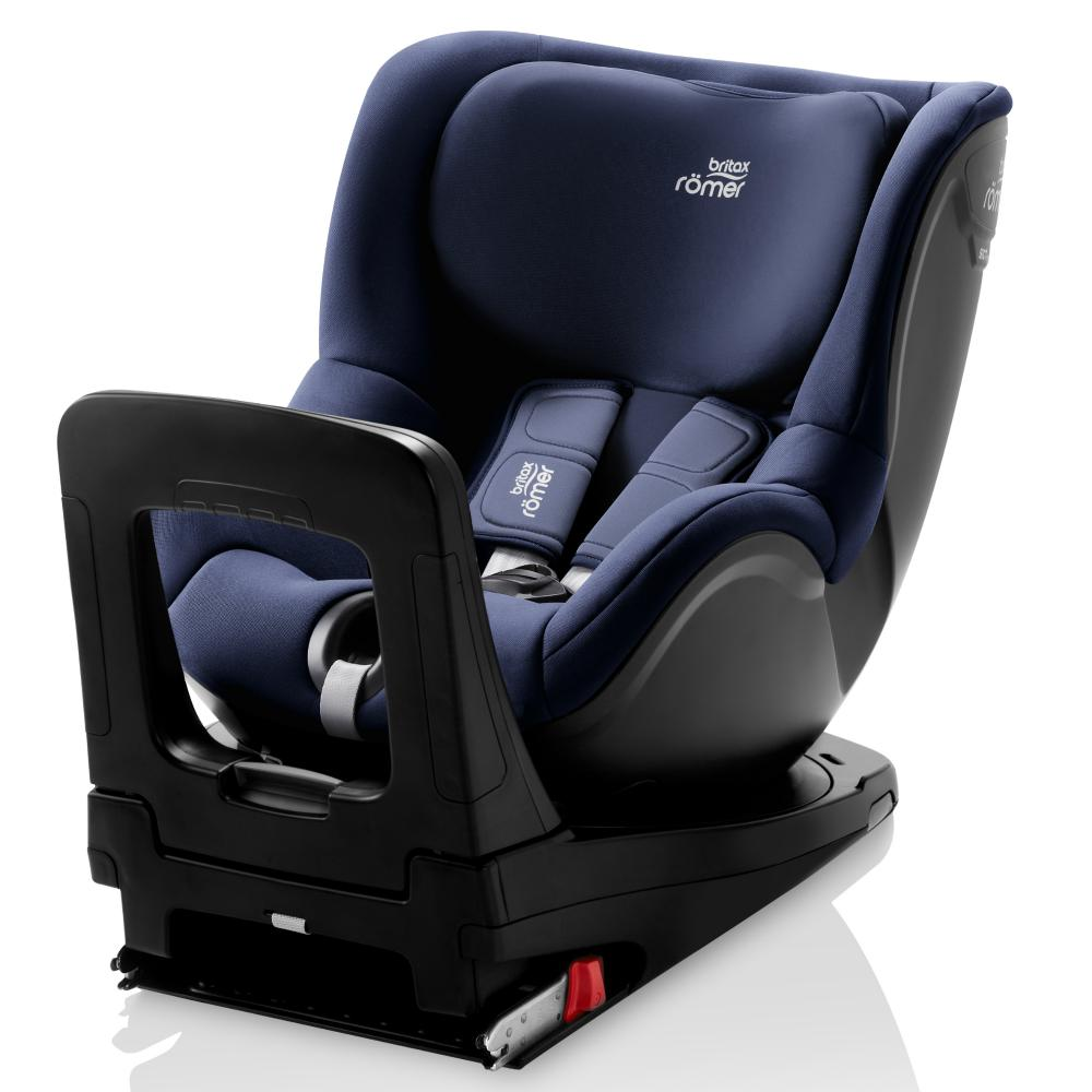 Britax Roemer автокресло DUALFIX M i-size Moonlight Blue
