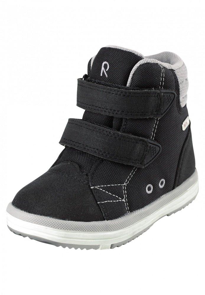 Купить Reima ботинки водонепроницаемые patter wash черные р.24