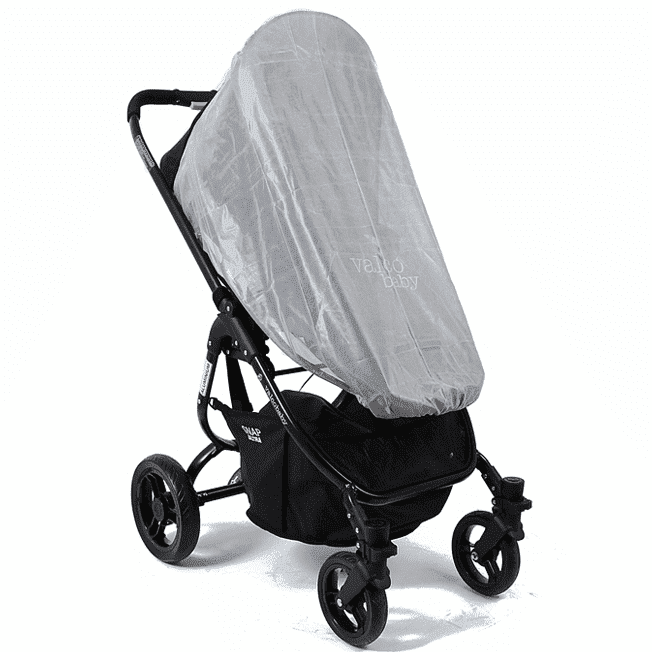 Аксессуары для колясок VALCO BABY москитная сетка baby care classic plus белая