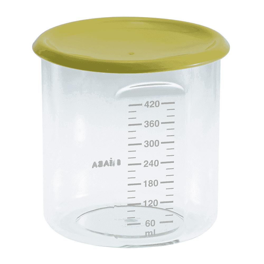 BEABA контейнер для хранения MAXI+ 420 мл NEON