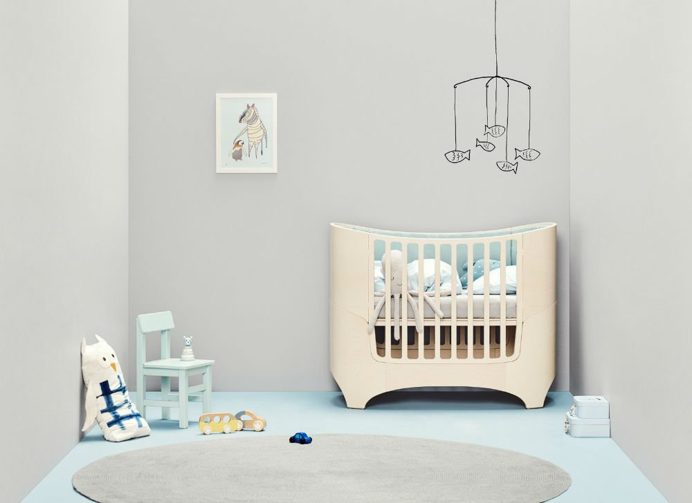 Кроватки с рождения до 9 лет LEANDER