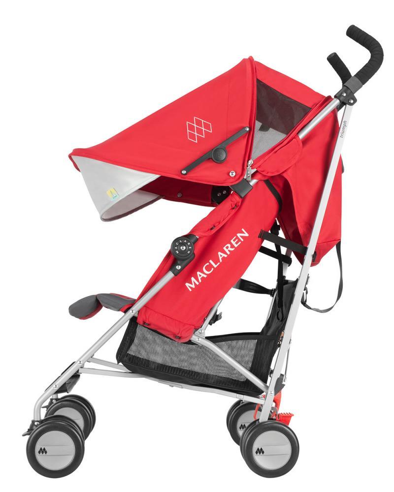 MACLAREN коляска прогулочная TRIUMPH Cardinal/Charcoal