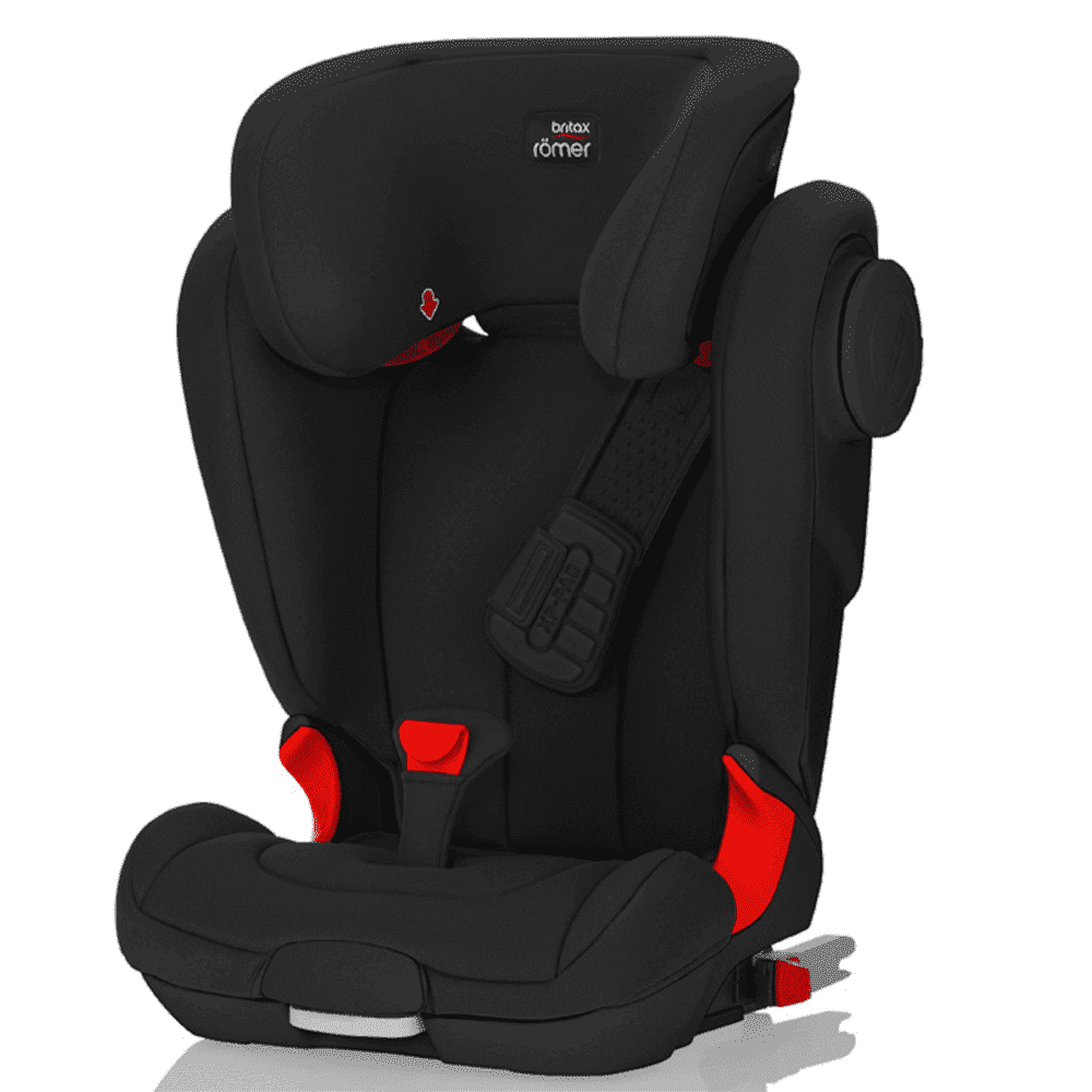 Britax Roemer автокресло KIDFIX II XP SICT Black Series Cosmos Black (Группа 2-3, от 15 до 36 кг)