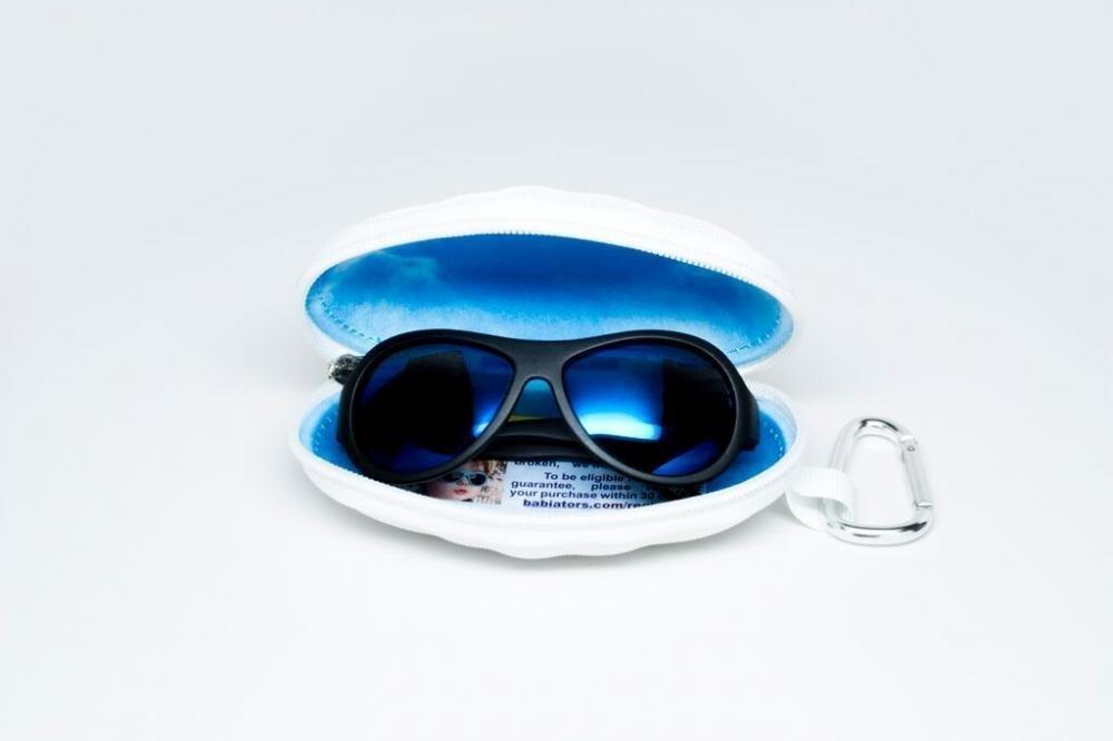BABIATORS очки солнцезащитные Polarized (3-7+) Спецназ чёрные