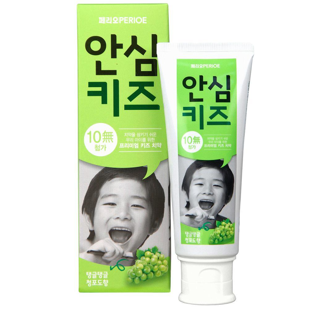 Купить Perioe safe kids паста для зубов со вкусом винограда 80 г