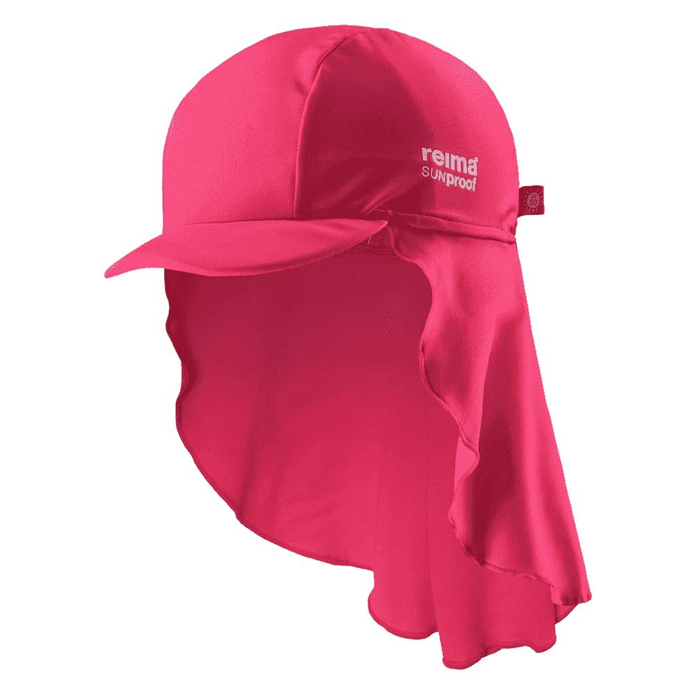 Купить со скидкой REIMA солнцезащитиная кепка Vesikko розовая р.54/56