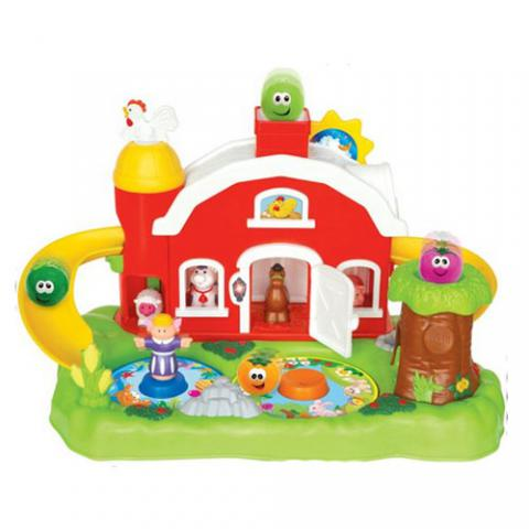 Развивающие игрушки и центры KIDDIELAND фигурки игрушки fisherprice развивающая игрушка бибо