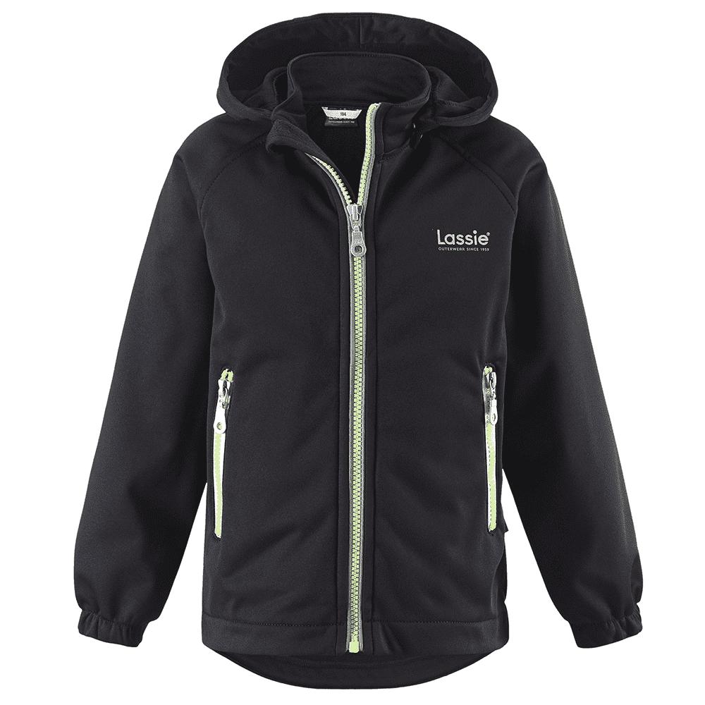 LASSIE куртка softshell черная р.92