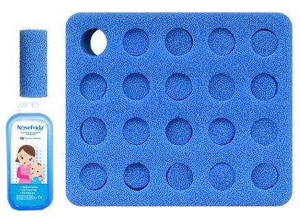 Фильтры сменные  антибактериальные для аспиратора NoseFrida (NOSEFRIDA)