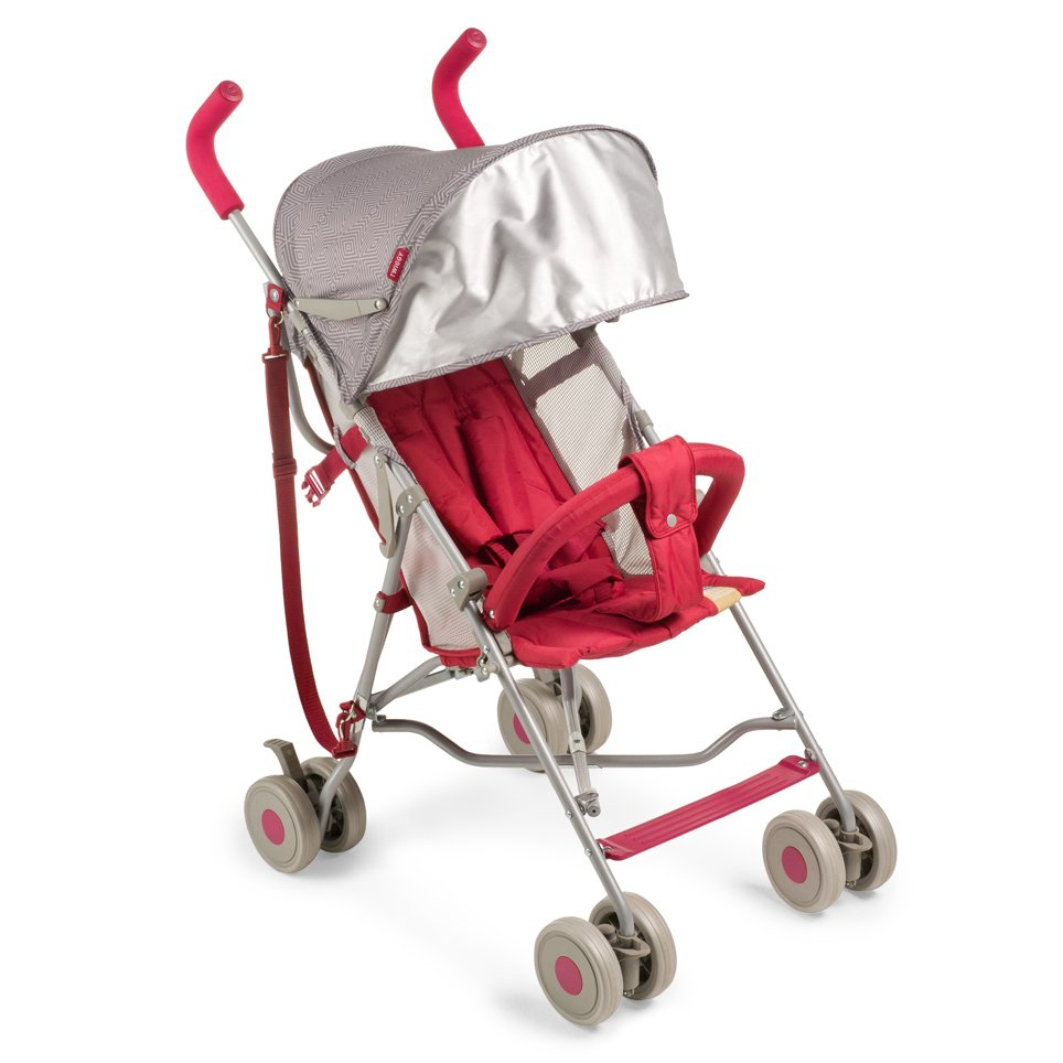 HAPPY BABY Коляска Twiggy RED