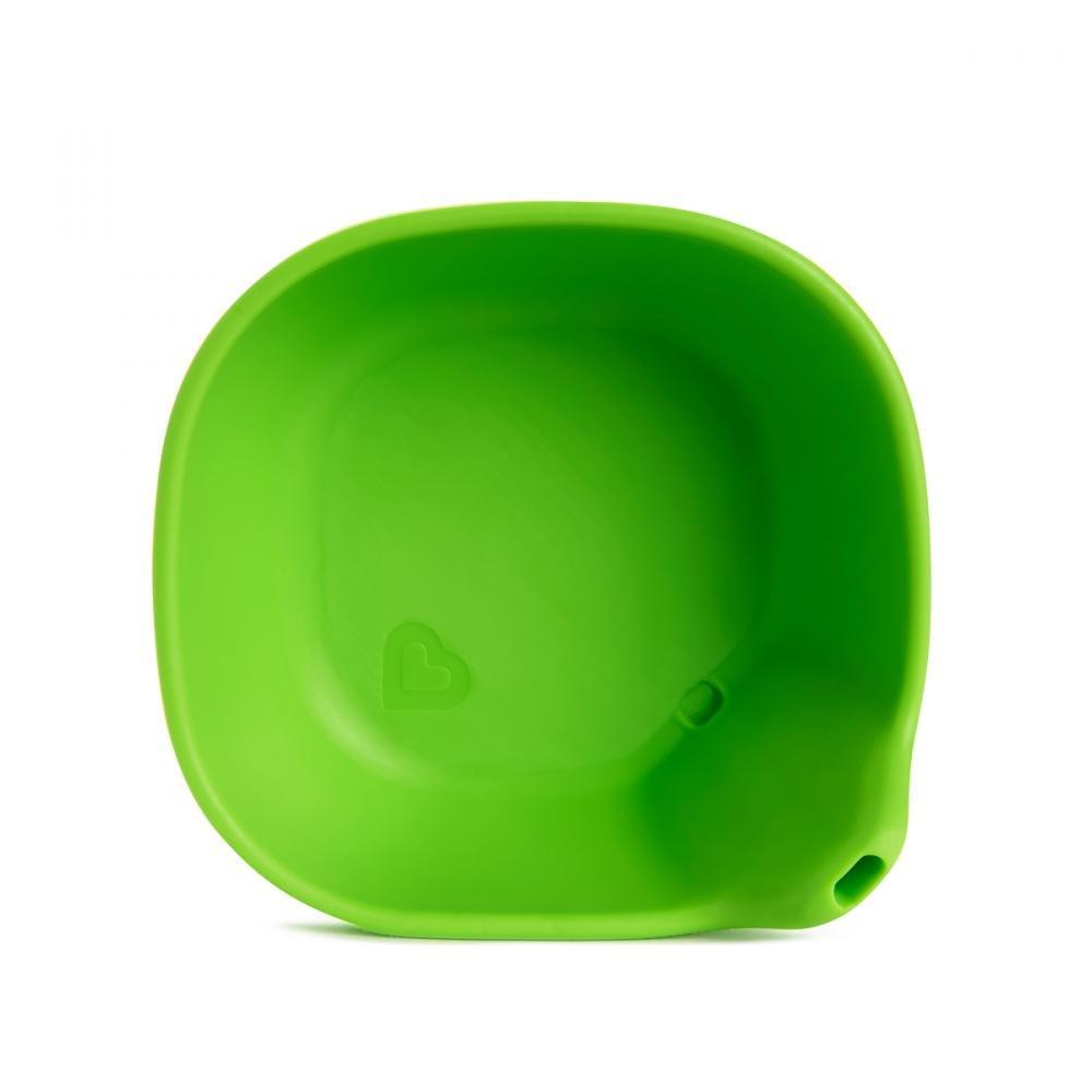 Munchkin мисочка силиконовая Last Drop ™ с носиком 6+: 11215зелёная, 1 390 руб. - купить в Москве   Интернет-магазин Олант