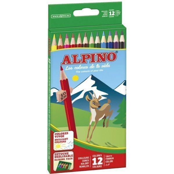 Творчество и младенческая канцелярия ALPINO канцелярия
