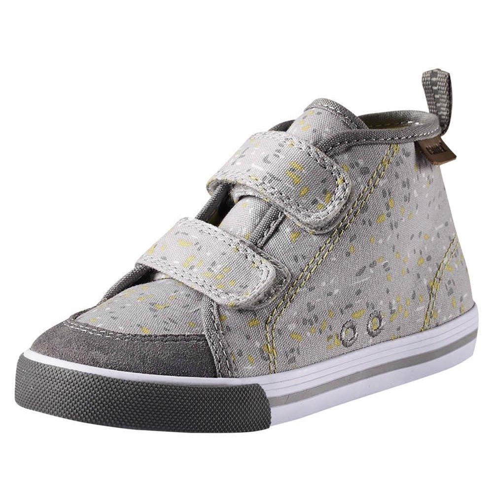 Купить Обувь, носки, пинетки, REIMA Кеды HUVITUS серые р.27