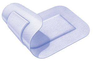 HARTMANN пластырь пупочный для детей  7.2*5 см/1шт.