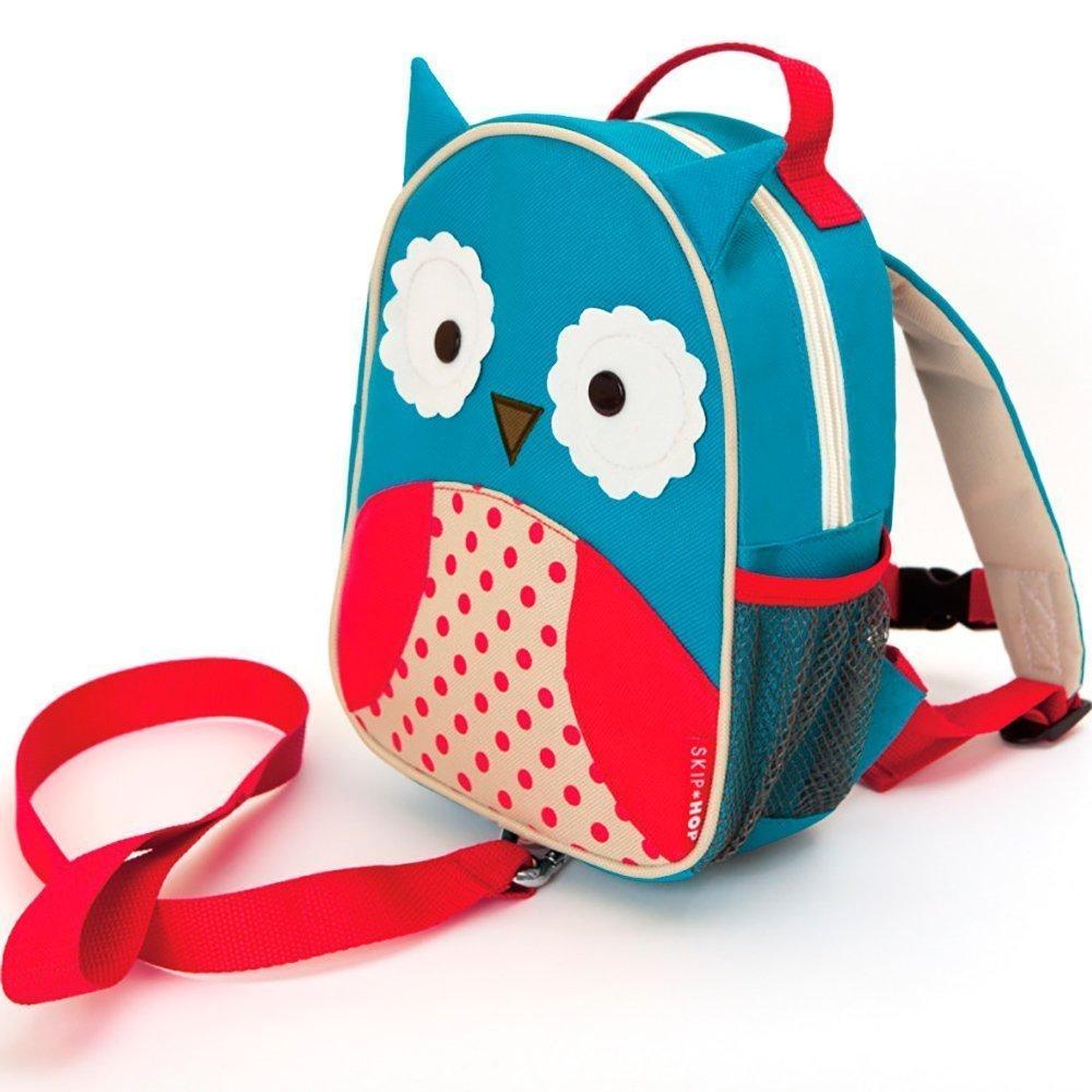 "SKIP HOP рюкзак детский с поводком ""Сова"" SH 212204"