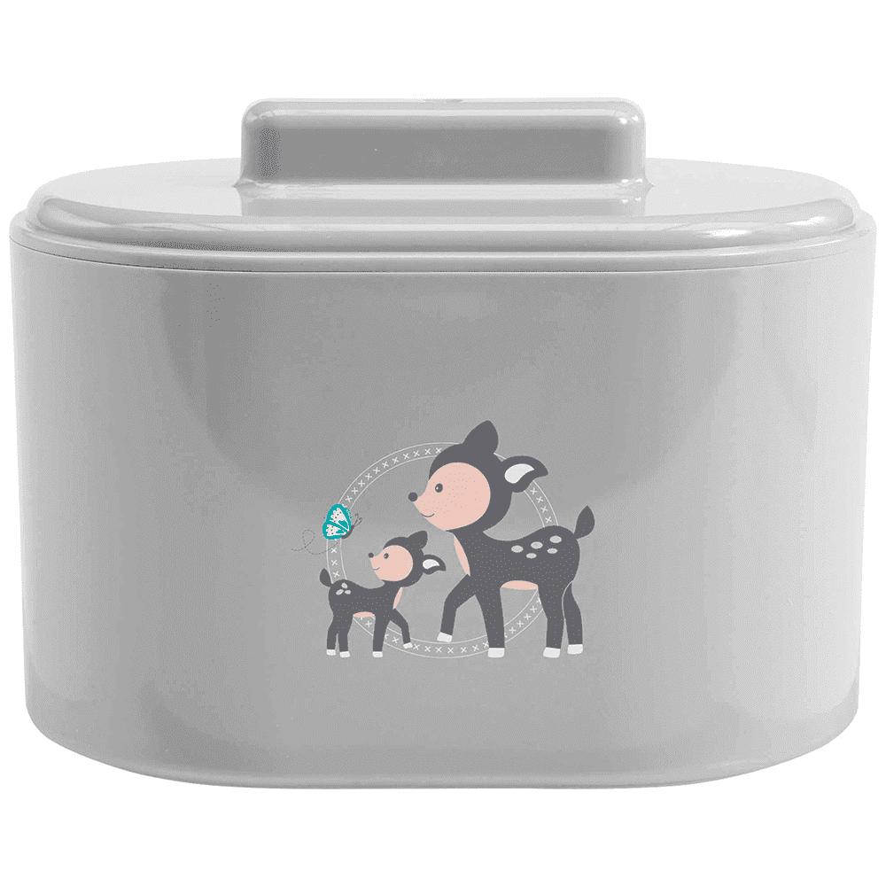 BEBE JOU коробочка пластиковая для гигиенических принадлежностей Лесные друзья BEBE JOU коробочка  для гигиенических принадлежностей