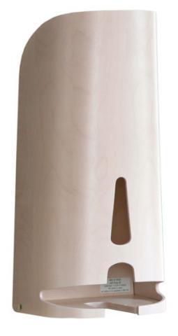 byBO Design накопитель подвесной для подгузников отбеленный
