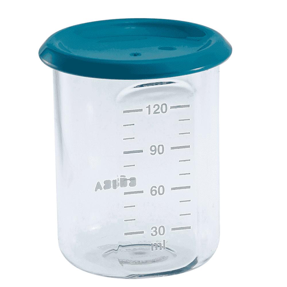 BEABA контейнер для хранения BABY 120 мл BLUE