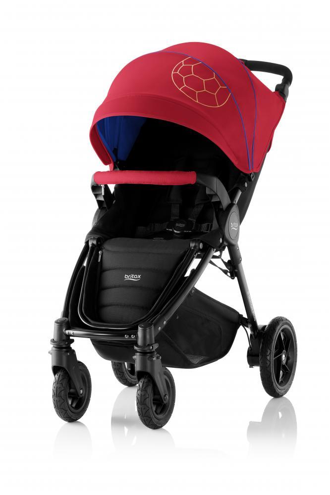 Прогулочные коляски BRITAX прогулочные коляски britax b agile 4