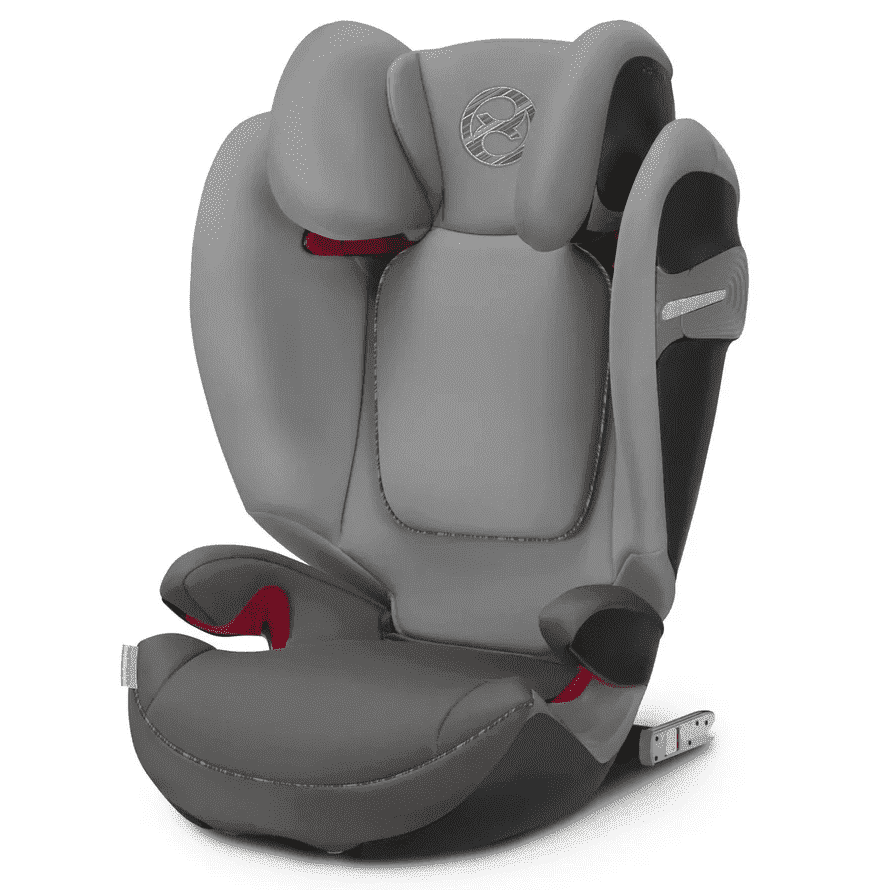 Cybex Автокресло Solution S-Fix Manhattan Grey (гр. 2-3)