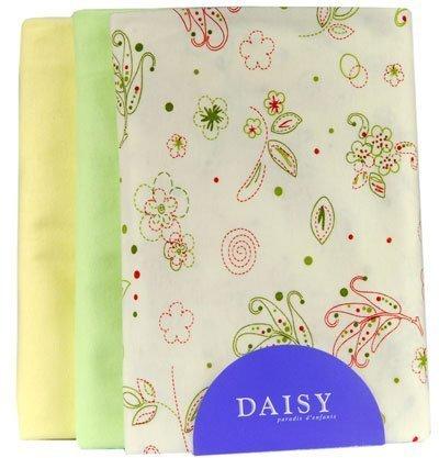 Купить Пеленки, пеленальные конверты, пледы, DAISY фланель 2, DAISY пеленка фланель 90*150 2 шт. бежевая
