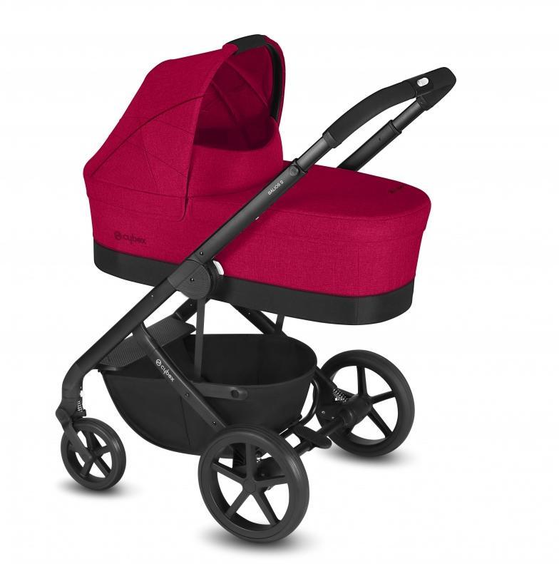 Купить Коляски для новорожденных, Cybex Спальный блок Carry Cot S Rebel Red