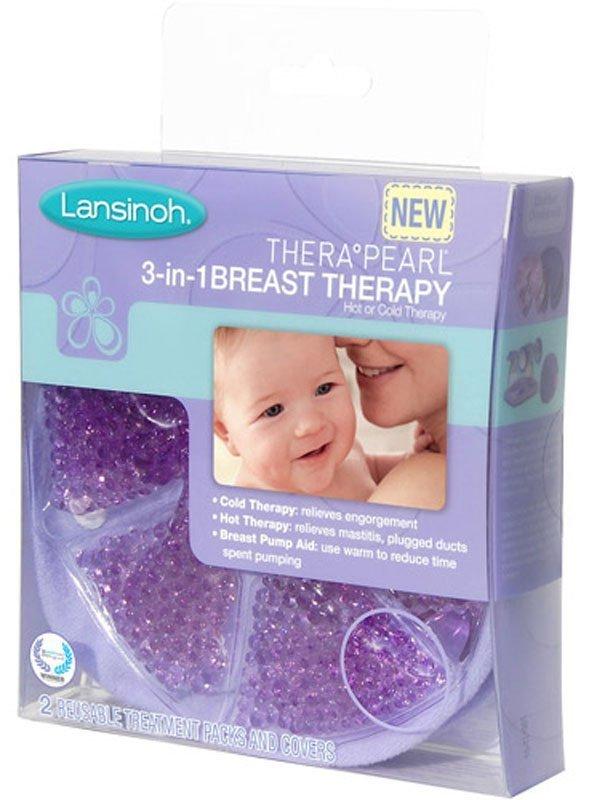 Lansinoh Компрессы для груди  3 in 1 Thera Pearl (LANSINOH)
