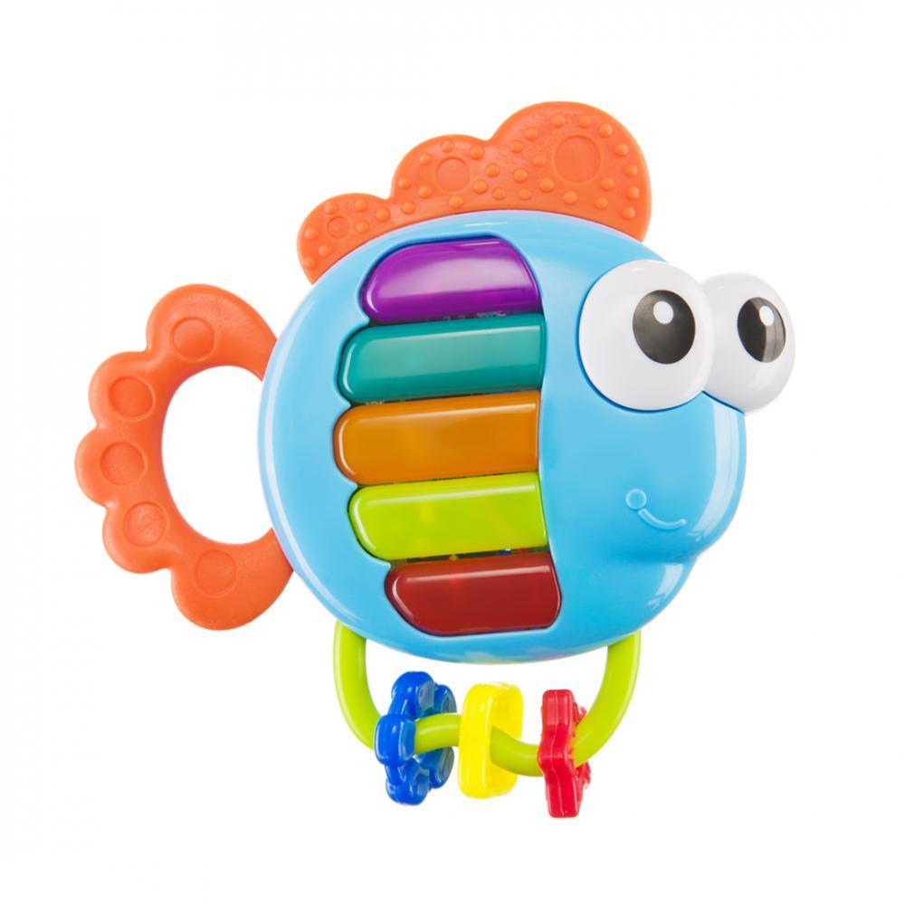 Погремушки и прорезыватели HAPPY BABY игрушки для ванны happy baby книжка игрушка aquarium