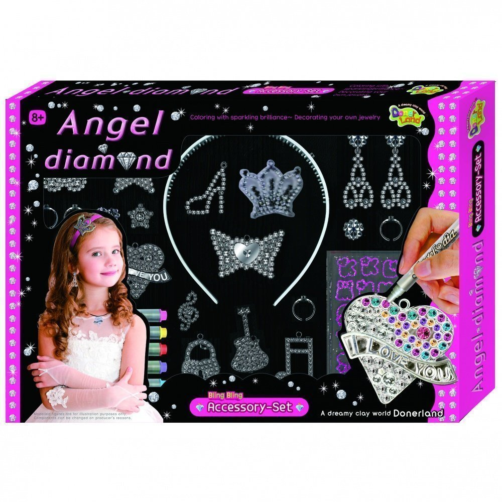 ANGEL DIAMOND Игровой набор Accessory Set