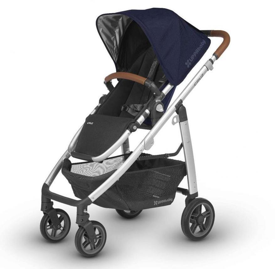 Купить Прогулочные коляски, UPPABABY Коляска прогулочная Cruz 2018 Taylor (Indigo) синяя