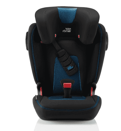 Britax Roemer Автокресло KIDFIX III S Cool Flow - Blue Special Highline (гр. 2-3)