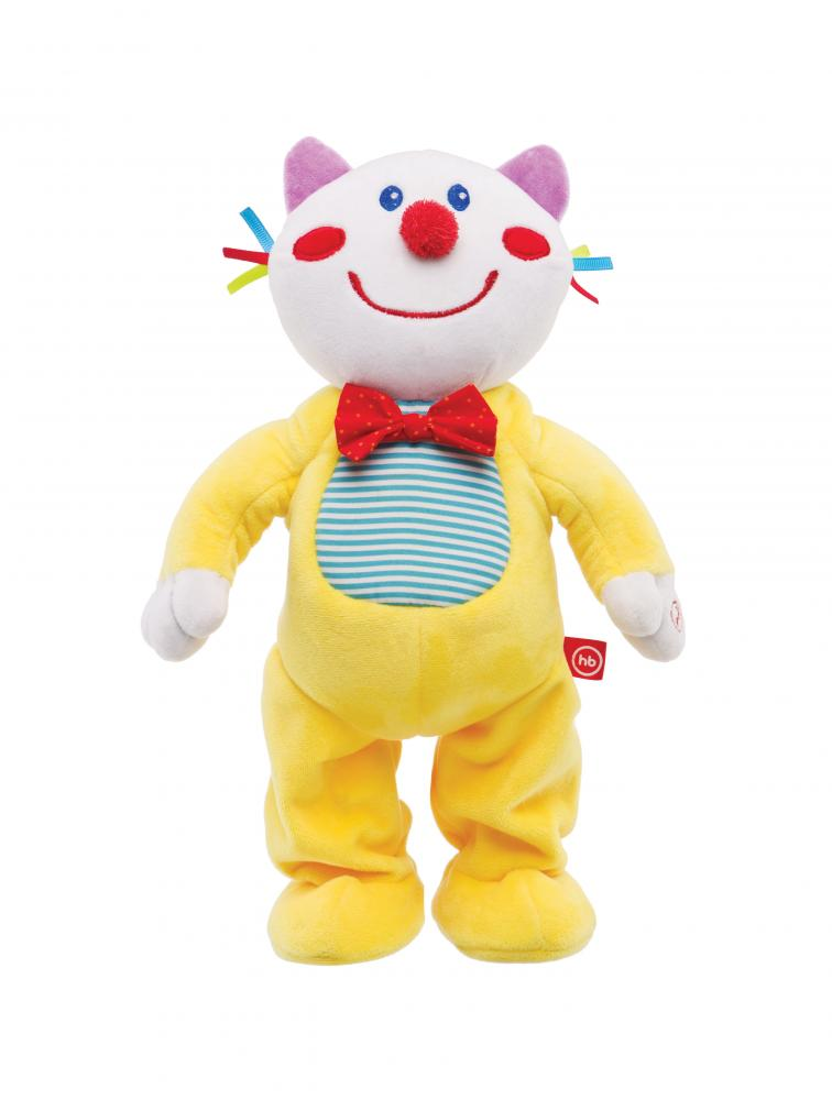 Развивающие игрушки и центры HAPPY BABY развивающие игрушки spiegelburg утёнок baby gluck