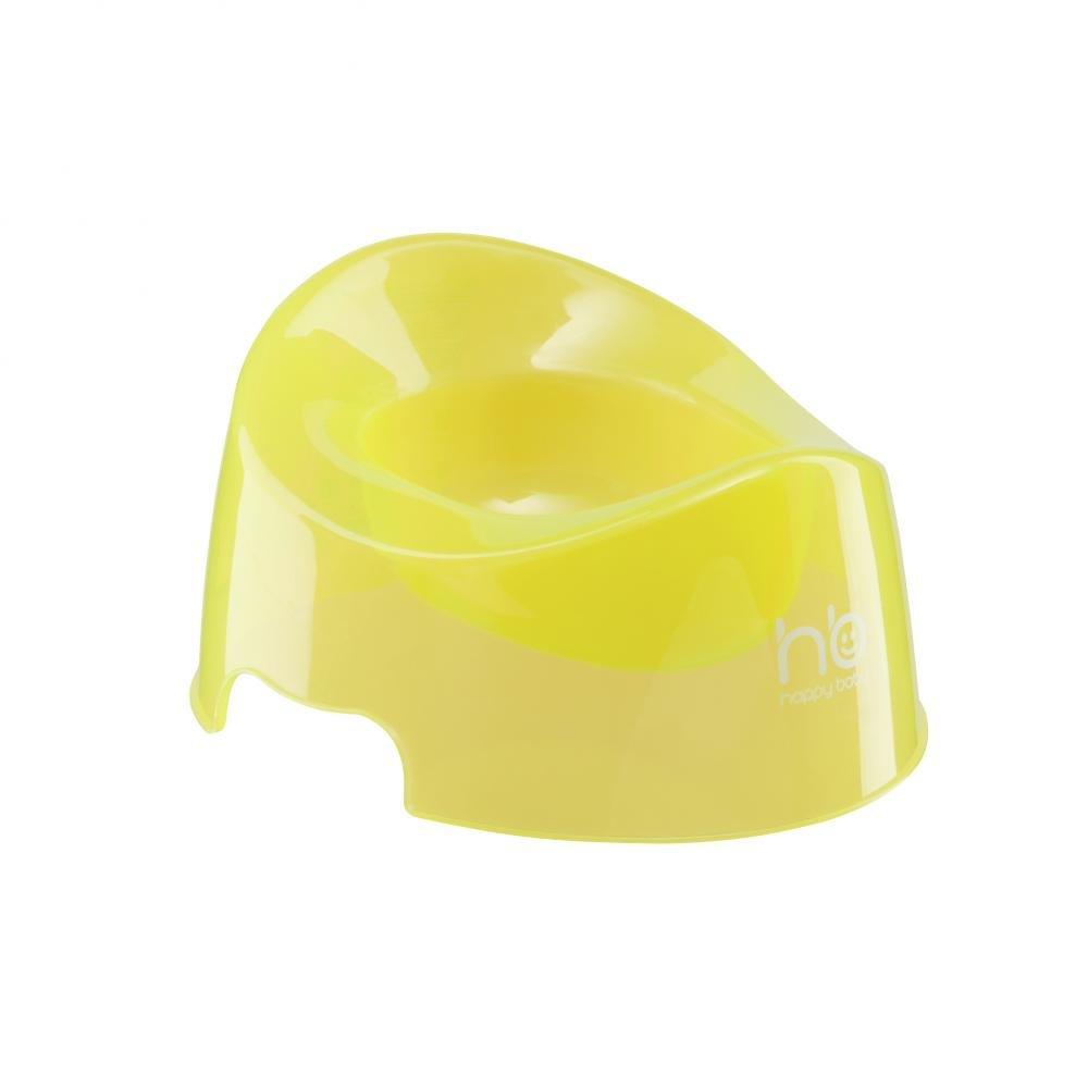 HAPPY BABY Горшок детский   POTTYцвет желтый