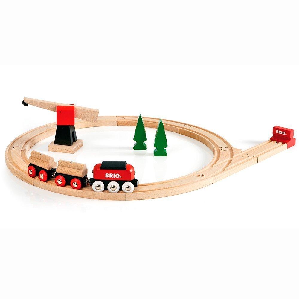 Деревянные игрушки BRIO игрушки для елки