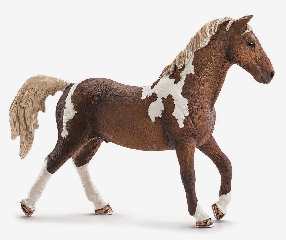 Фигурки животных SCHLEICH schleich тракененская лошадь жеребец schleich