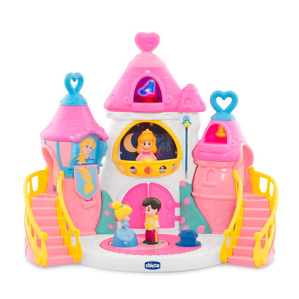 CHICCO Волшебный замок Принцесс Disney 18 м