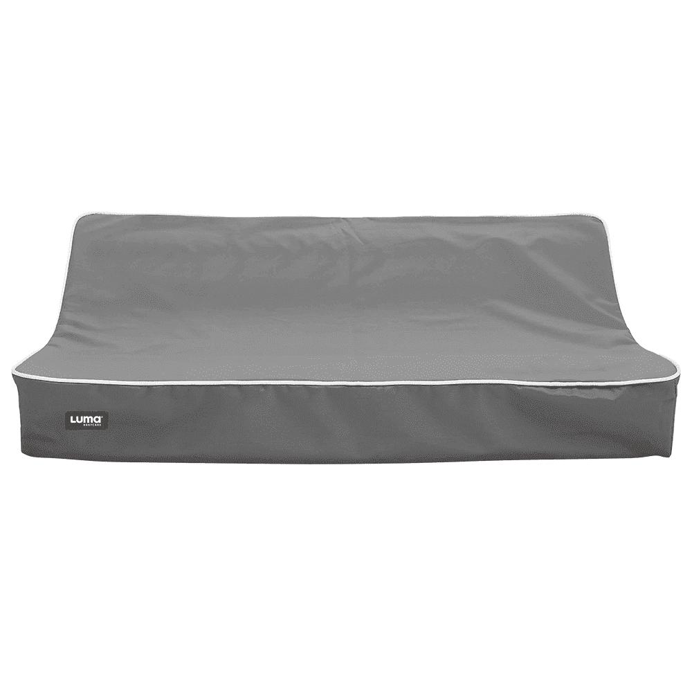 LUMA матрасик пеленальный 72*44 см серый