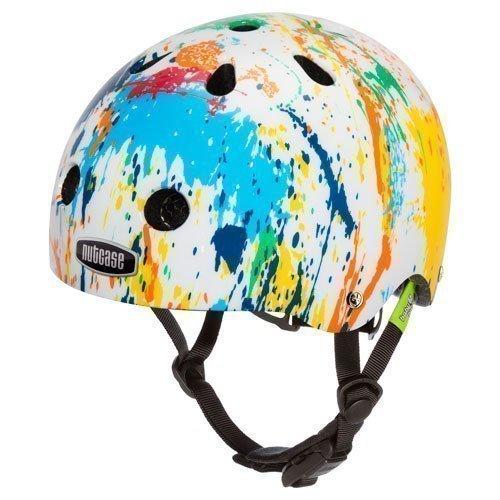 Шлем nutcase baby nutty color splash