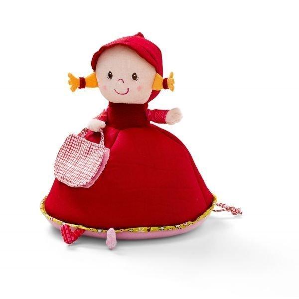 Куклы из ткани LILLIPUTIENS
