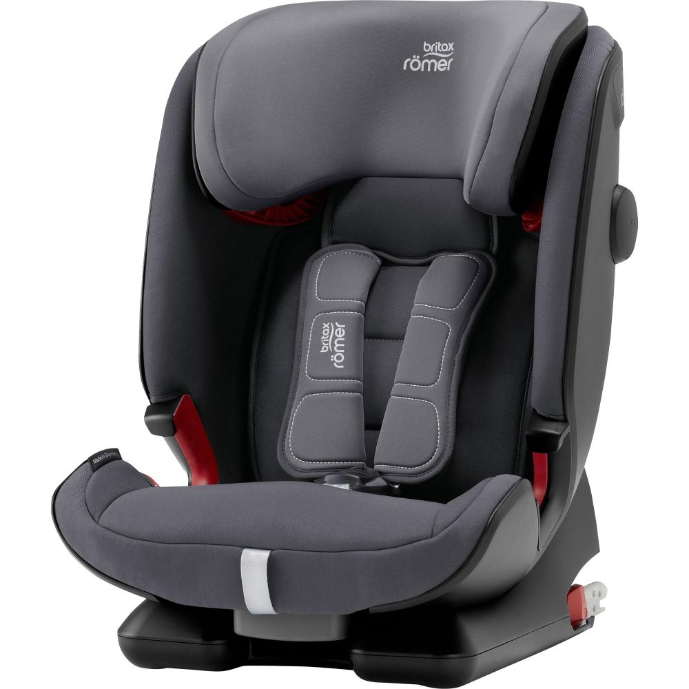 Britax Roemer автокресло Advansafix IV R Storm Grey (группа 1-2-3, от 9 до 36 кг)