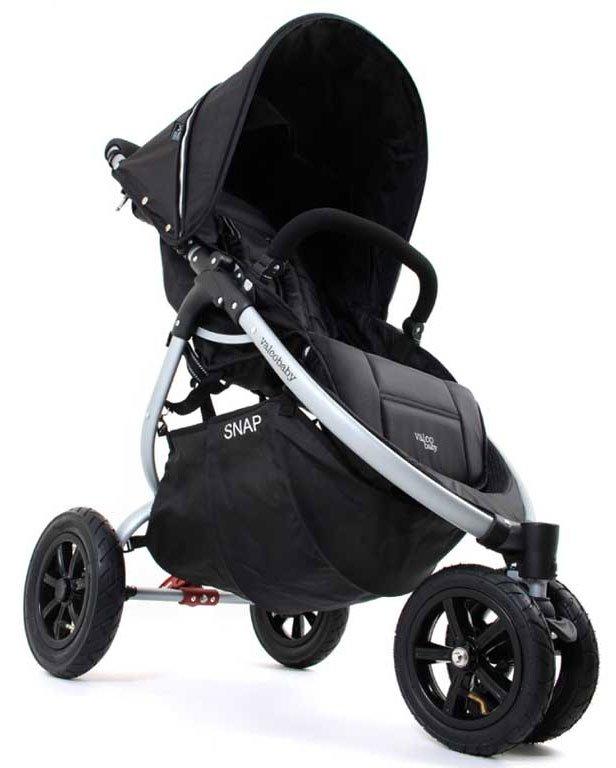 VALCO BABY Комплект надувных колес Sport Pack для Snap / Black