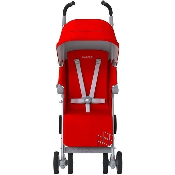 MACLAREN коляска прогулочная TECHNO XT Cardinal/ Silver от olant-shop.ru
